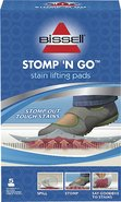 - Stomp 'n Go Stain-Lifting Pads (5-Pack)