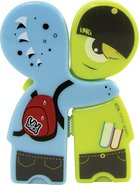 - ShareBytes Monster 4GB USB Flash Drives (2-Count