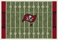 - Tampa Bay Buccaneers Small Rug