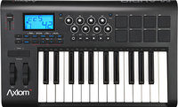 - M-Audio Axiom 25-Key USB MIDI Controller