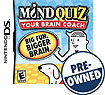 Mind Quiz: Your Brain Coach - PRE-OWNED - Nintendo