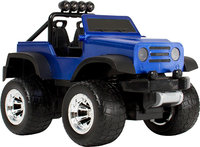 - Remote-Controlled Off-Road Safari 4x4 - Blue