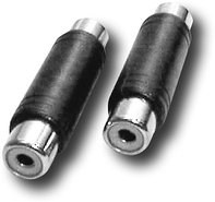 - RCAF Cable Coupler (2-Pack)