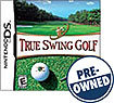 True Swing Golf - PRE-OWNED - Nintendo DS