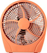 - Table Fan - Orange - Say It In Color
