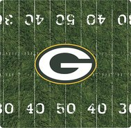 - Green Bay Packers Mouse Pad - Black