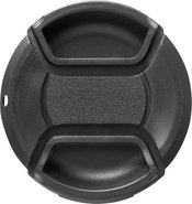 - 49mm Lens Cap - Black