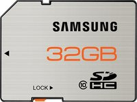 - High Speed 32GB Secure Digital High Capacity (SD