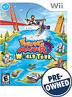 Fishing Master World Tour - PRE-OWNED - Nintendo W