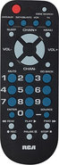 - 4-Device Universal Remote