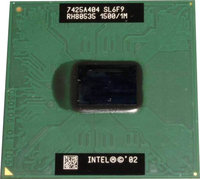 Intel          Pentium M 705
