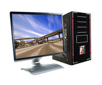 CUSTOM A4-3400 DESKTOP PC