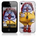 MusicSkins MS-RONE90133 iPhone 4-4S