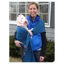 LPS-12-L Baby Sling- Twilight Blue- LARGE