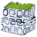 Drawer for Sweater Organizer in Blue and White (Se