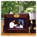 NFL Brown Landscape Frame - Team: Minnesota Viking