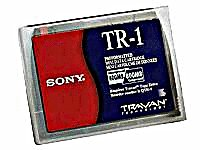 SONY TR-1 Travan 400/ 800GB Data Cartridge, Part 