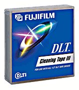 DLT FUJI CLEANING TAPE