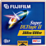 Fuji SDLT-2 SDLT-II Tape 300/600GB, Part # 263002