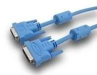 Gefen Dual Link DVI Cable 25 ft (Male to Male) Bl