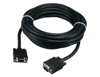 VGA Male to Female Extension Cable 25 ft.