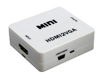 HDMI to VGA Converter Mini