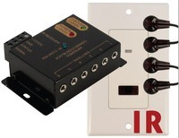 IR In-Wall Emitter and Receiver Wall Plate Kit