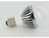 High Power LED Bulb 4W Warm White E27 Base 90-260