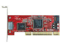 Serial ATA PCI Host Card 2 port (1 external 1 int