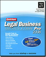 Quicken Legal Business Pr