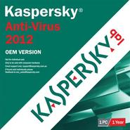 Anti Virus 2012 1 user