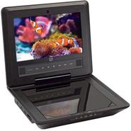 D710 Portable DVD Player with 7&amp;quot; LCD Display,