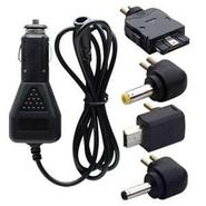 UGC-229-BL Universal GPS Car Charger with 4 Adapte