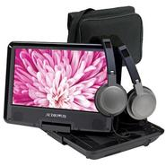 DS9341PK 9&amp;quot; Swivel Screen Portable DVD Player