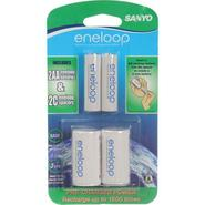 "Eneloop AA Rechargeable Ni-MH Battery with ""C"