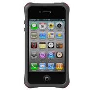 Life Style Smooth Case for iPhone 4/4S - Charcoal 