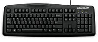 Wired Keyboard 200 Black