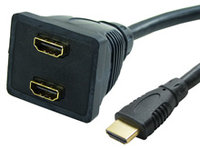 HDMI Splitter Cable 30cm