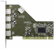 USB 2.0 PCI Card 5-Port