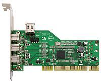 Firewire PCI Controller 4