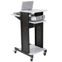 Presentation Cart for Laptop, LCD, Projector