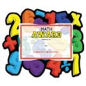 AWARDS,MATH CERT KIT,WH