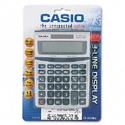 CALCULATOR,DESKTOP CA,SLV