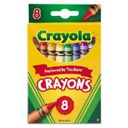 CRAYON,CLSC COLOR,8ST,AST