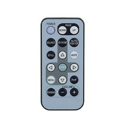 XD460REM Remote Control for XD460U, XD490U and HL2