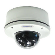 IP Camera Vandal Proof Dome, D/N, IP66 (with Lens)