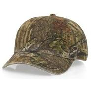Mossy Oak Garment Washed Cap