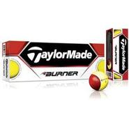 Yellow Burner Golf Balls - 2013