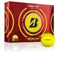 Tour B330-RX Yellow Golf Balls