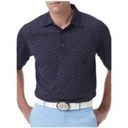 Brant Point Bias Stripe Polo